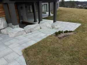 Professional Landscaping, Interlock, and Hardscape Projects