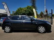 2009 Hyundai i30 FD MY10 SX Black 4 Speed Automatic Hatchback Mount Hawthorn Vincent Area Preview