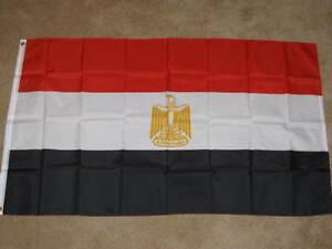 3X5 EGYPT FLAG EGYPTIAN AFRICA NEW AFRICAN  BANNER F123