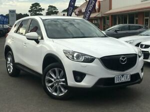 2014 Mazda CX-5 KE Series 2 Grand Touring White Sports Automatic Colac West Colac-Otway Area Preview