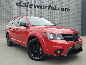 2017 Dodge Journey SXT Blacktop | COMPANY DEMO |