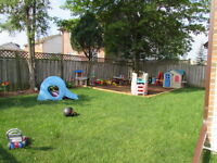 Learn & Grow Daycare (right off Hwy 115 in Peterborough)