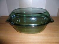 NEW LARGE PYREX Oval Casserole/Roasting Dish+Lid 4.5L