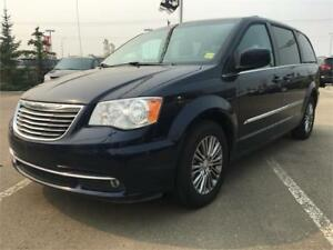 2014 CHRYSLER TOWN & COUNTRY TOURING LEATHER 7 PASS STOW/GO