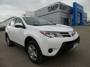 2015 Toyota RAV4 LE AWD, Bluetooth, alloys, SMP