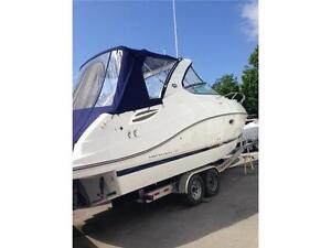 2016 Rinker 290 Express Cruiser In stock now.