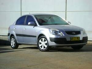 2006 Kia Rio Sedan Moss Vale Bowral Area Preview