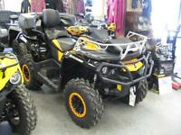 New 2015 Can-Am Outlander Max 800R XTP