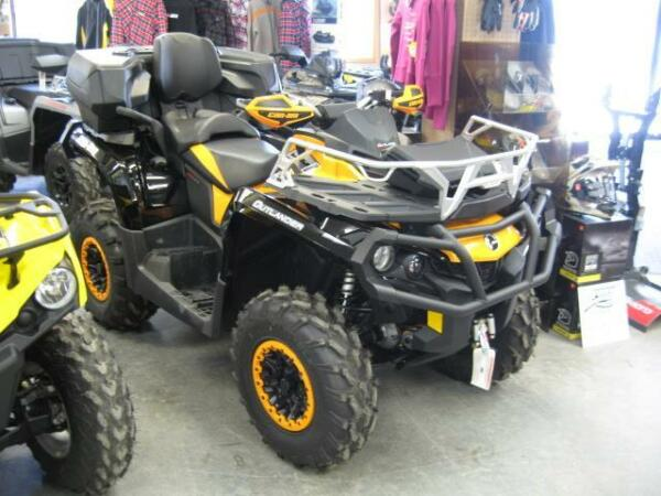 Used 2015 Can-Am Outlander Max XTP 800R