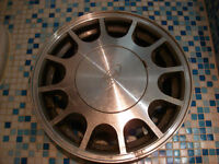 Set of alloy rims for Ford (5 bolt pattern,102mm),good condition
