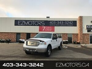 2007 Ford F-150 XLT=4x4=LOW KMS=REMOTE STARTER!