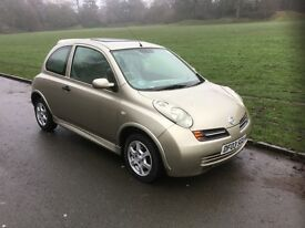 NISSAN MICRA 1.0 E 3DR Manual (gold) 2003