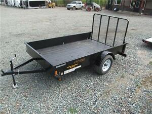 SIDE x SIDE TRAILER  HUGE SALE! Prince George British Columbia image 6