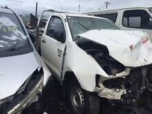 WRECKING 2005 Toyota Hilux Workmate Manual Petrol ALL PARTS Werribee Wyndham Area Preview