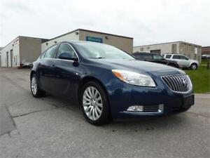 2011 Buick Regal CXL LEATHER, HEATED SEATS