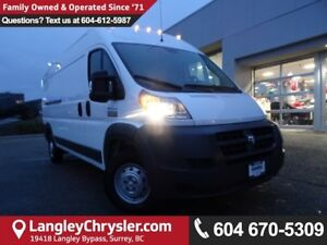 2017 RAM ProMaster 2500 High Roof *ACCIDENT FREE*ONE OWNER*LO...
