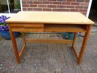 Small Wooden Desk