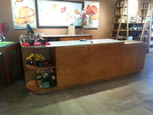 Store fixtures for sale