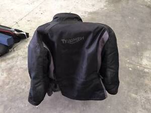 Triumph all weather jackets x 2 and Helments Dandenong South Greater Dandenong Preview