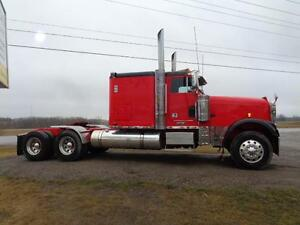 2009 FREIGHTLINER XL CLASSIC, REBUILT DETROIT Kitchener / Waterloo Kitchener Area image 6