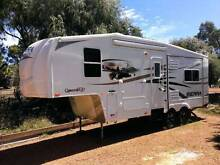 Caravan - 5th Wheeler - for Travel or extra accommodation Australind Harvey Area Preview