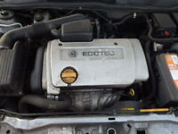 Vauxhall Astra 1.4 16V Manual Gearbox (2004)