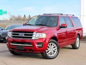 2016 Ford Expedition MAX Limited 4dr 4x4