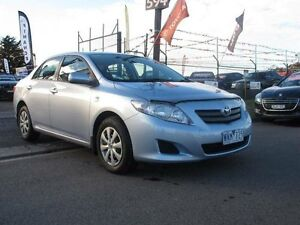 2008 Toyota Corolla ZRE152R Ascent Blue 4 Speed Automatic Sedan Brooklyn Brimbank Area Preview
