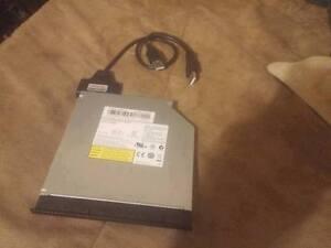 EXTERNAL USB DVD BURNER RW
