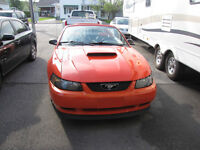 2004 Ford Mustang GT décapotable