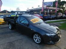 2008 Ford Falcon FG XR6 Grey 6 Speed Manual Cab Chassis New Lambton Newcastle Area Preview