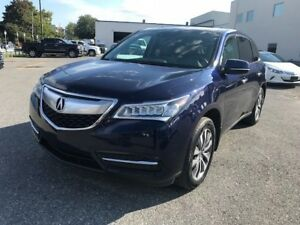 2014 Acura MDX Navigation Package **92$/SEM+TX **