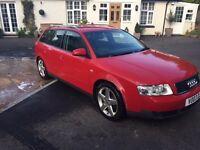 Audi A4 1.9TDI Estate