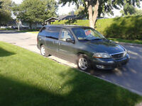 2002 Ford Windstar Familiale