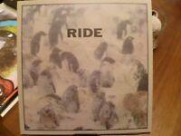 "Ride ""Fall"" original UK 12"" EP on Creation Records"