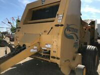 Vermeer 605 Super M Round Baler Brandon Brandon Area Preview