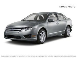 2012 Ford Fusion SEL, Leather Heated Seats, Bluetooth