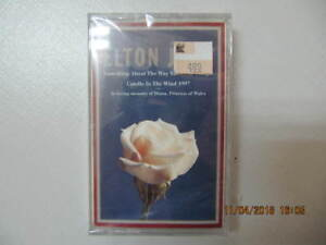 Elton John Candle In The Wind 1997  Diana Memorial Audiocassette