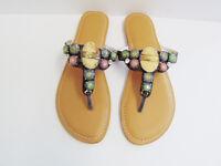 patch work sandals