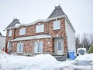 House for sale in Gatineau (Plateau) $279,900 or $1,499/Monthly