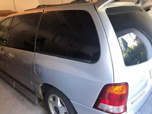 Wheelchair accessible van for sale (As is)