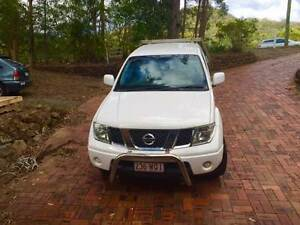 2010 Nissan Navara Ute Bonogin Gold Coast South Preview