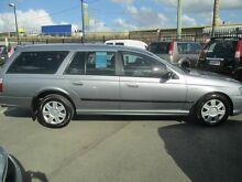 2004 Ford Falcon BA MkII XT Grey 4 Speed Auto Seq Sportshift Wagon Coopers Plains Brisbane South West Preview