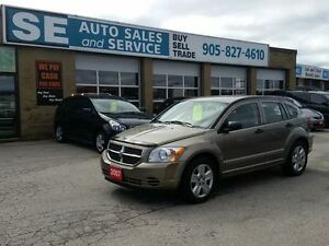 2007 Dodge Caliber SXT Sedan $4495 Certified