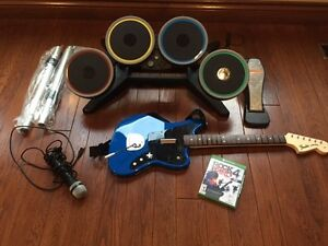 Rock Band Rivals Band Kit for Xbox One - Band Kit Edition