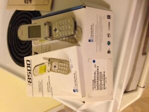 Audio Vox Cell Phone and Home Phones