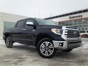 2019 Toyota Tundra 1794 Edition 4x4 CrewMax 145.7 in. WB