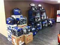 NEW YAMAHA INVERTER & GENERATOR SALE FOR YOURS RV NEEDS!!!