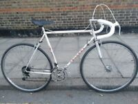 Vintage Peugeot record du Monde de Racer bike