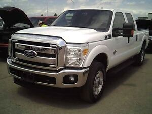 2012 Ford F-250 XLT CREW LOADED 4X4 POWER STROKE DIESEL